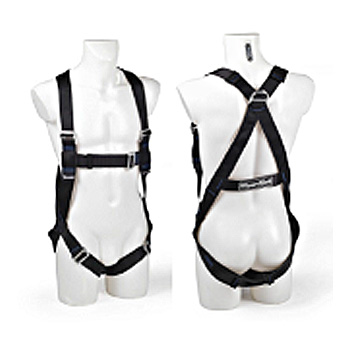 SpanSet (UK) Ergo 1X Full Body Harness (w back D ring)