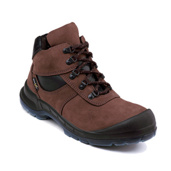 OWT993KW OTTER Water resistant nubuck leather laced-up boot