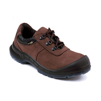 OWT900KW OTTER Water resistant nubuck leather laced-up shoe