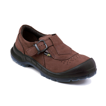 OWT909KW OTTER Water resistant nubuck leather slip-on shoe