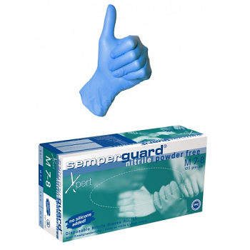 Semperguard® Nitrile Xpert Powder-Free Gloves