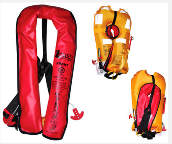 71107 LALIZAS Inflatable Lifejacket Lamda Auto 150N, SOLAS